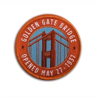 Patch - Golden Gate Bridge 1937