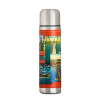 Thermal Flask - Golden Gate Bridge