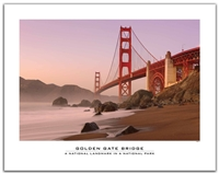 Unframed Poster - National Landmark