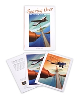Notecard Folio - Soaring Over the Golden Gate