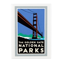 Magnet - Golden Gate National Parks
