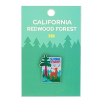 Pin - California Redwood Forest