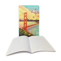 Denik Journal- Golden Gate Bridge