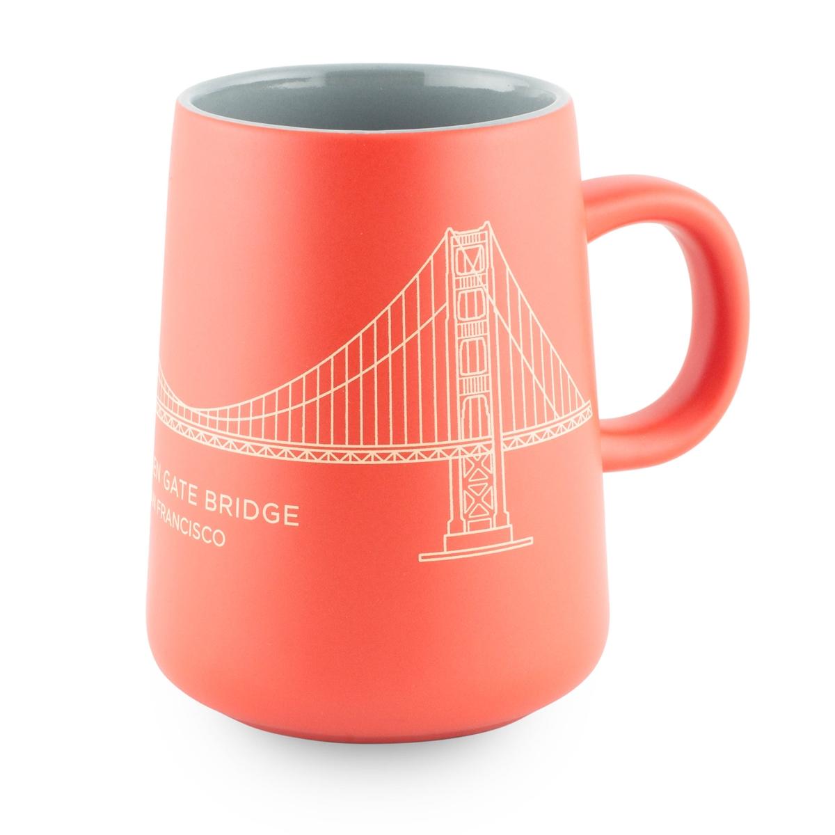 Mug Golden Gate Bridge San Francisco