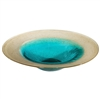 Turquoise Frost Bowl