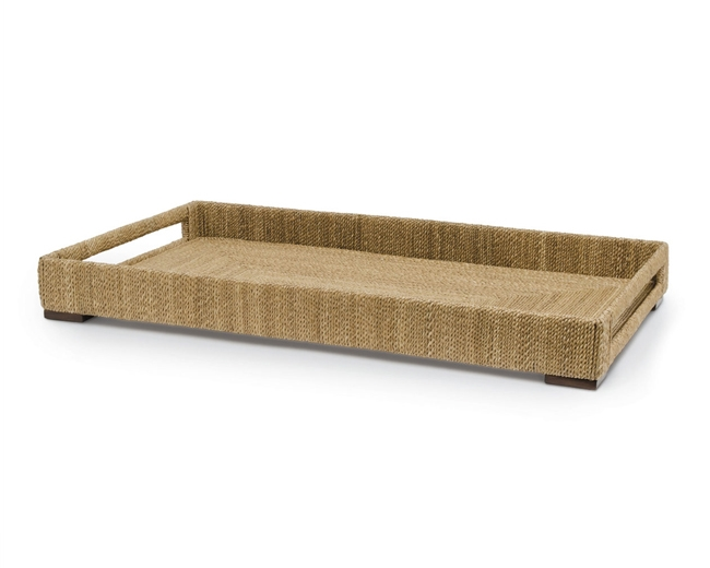 Woodside Rectangular Tray, Large