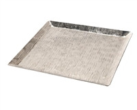 Aluminum Square Tray Wide