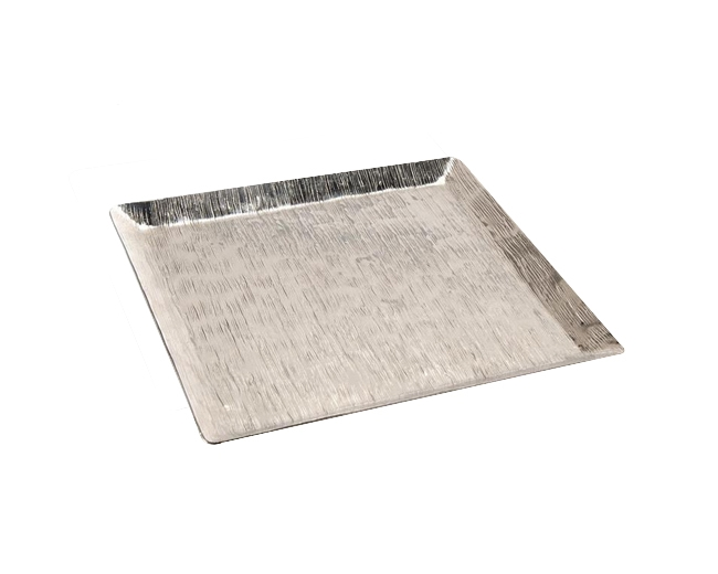 Aluminum Square Tray Narrow