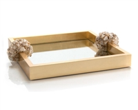 Golden Reflections Tray