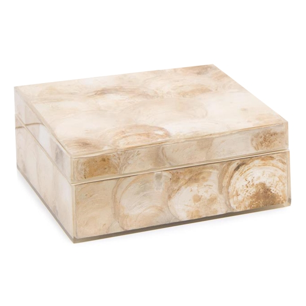 Capiz Shell Box Large