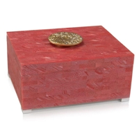 Palm Beach Coral Box