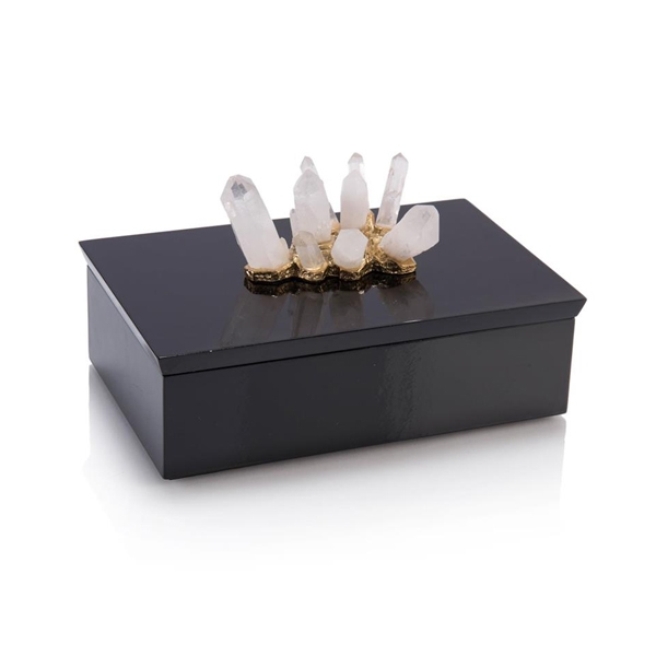 Grand Crystal Box Black