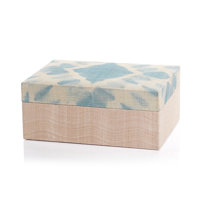 Agari Tie Dye Silk Box Large