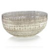 Etched Mercury Bowl