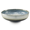 Reactive Blue Cream Bowl