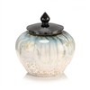 Smalt Blue Lidded Jar