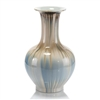 Hues of Earth Blues Vase