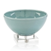 Soft Blue Ceramic Bowl