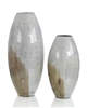 Enameled Vases in Shades of the Earth