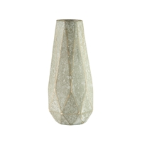 Diamond Taper Cut Vase