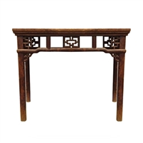 Carved-Console, Small