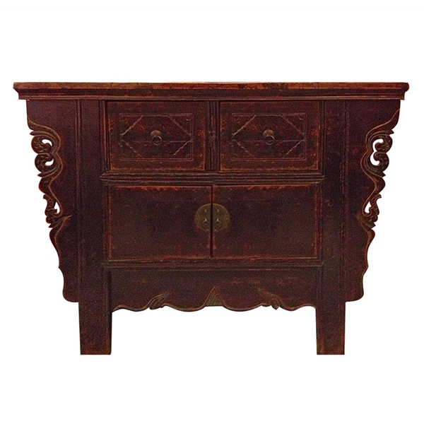 Butterfly Winged Cabinet