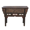 Carved Lacquer Table