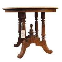 Teak Breakfast Table