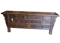 14-Drawer Chinese Cabinet