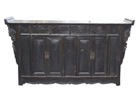 Black Elm Sideboard