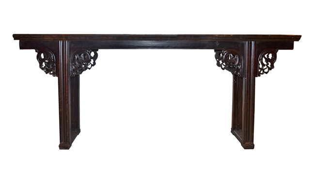 Elm Altar Table