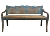 Javanese Painted Bench