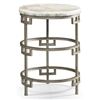 Onyx Round Accent Table