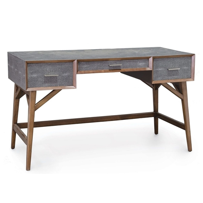 Brooks Shagreen Desk