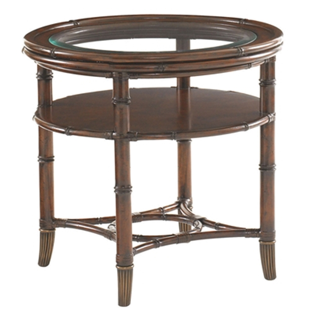 Maricopa Round Lamp Table