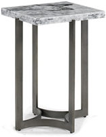 Tropic Visby Accent Table