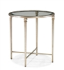 Diego Round End Table