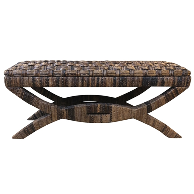 Serengeti Cross Bench