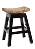Sushi Swivel Counter Stool Woven