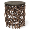 Auburn Accent Table