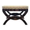 Havana Bridge Stool