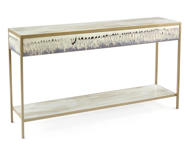 Austin A James' Causeway Sofa Table
