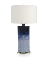 Deep Sea Indigo Table Lamp