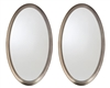 Set of Two Gemini Mirrors