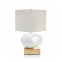 Sculpture Table Lamp