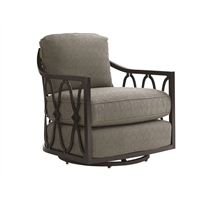 Black Sands Swivel Chair