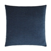 Pleatte Blue Pillow