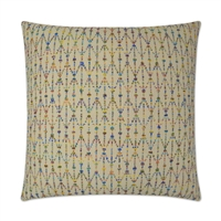 Atomic Confetti Pillow