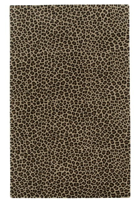 Safari Leopard Brown