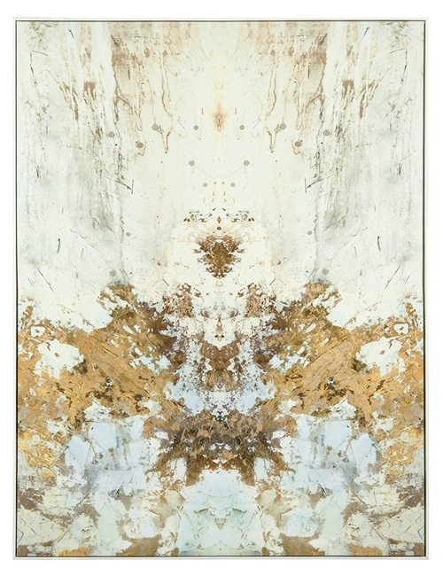 Gilded Ivory, Canvas
